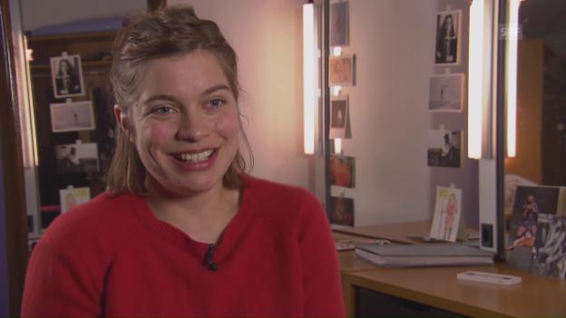 Video ««Vergass mich total»: Liliane Amuat über Besuche im Zoo» abspielen