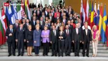 Video «EU-Staaten wollen mehr Jobs für junge Leute» abspielen