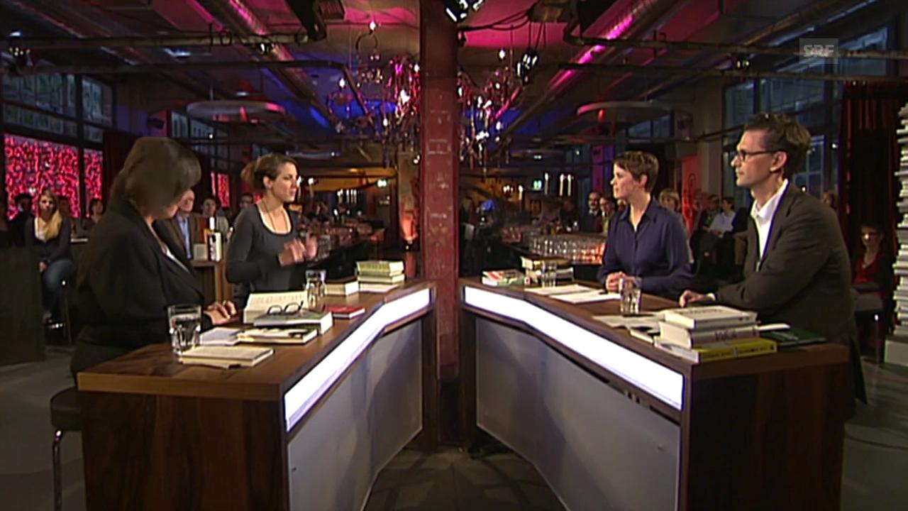 «Parallelwelten», Literaturclub, 16.11.2010