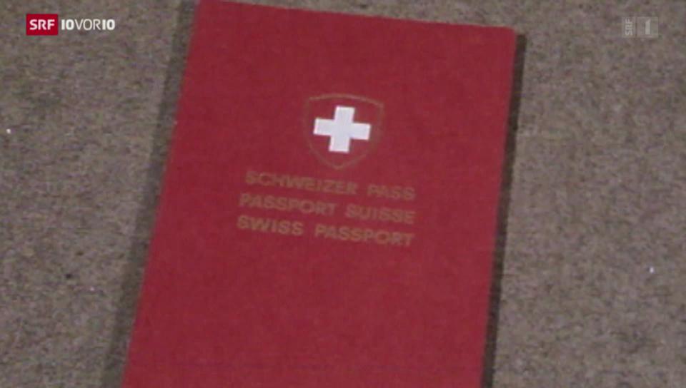 Stasi-Spitzel reisten mit Schweizer Pässen