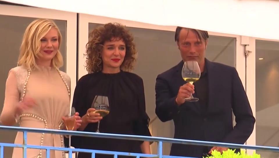 Die Jury-Mitglieder sind schon in Cannes (unkomm.)