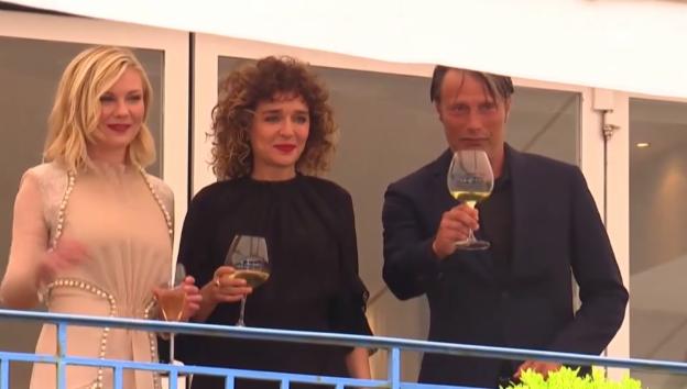 Video «Die Jury-Mitglieder sind schon in Cannes (unkomm.)» abspielen