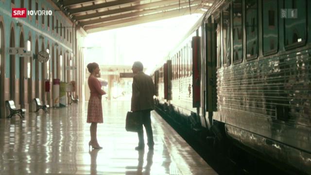 Berner Lehrer im Nachtzug nach Lissabon