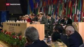 Video «USA treten aus Unesco aus» abspielen