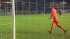 Video «Fussball: Die Schweizer Nati nach dem Estland-Spiel» abspielen