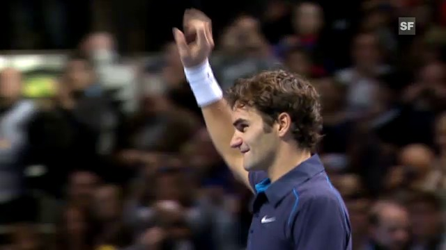 Highlights Federer - Tsonga («sportlive»)