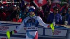 Video «Ski alpin: Weltcup-Finale in St. Moritz, Slalom Männer» abspielen