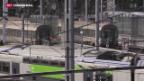 Video «Debatte über schärfere Sicherheitsmassnahmen» abspielen