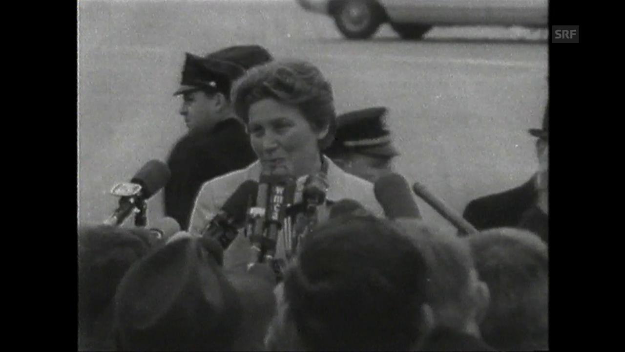 Allilujewa will zurück in die UdSSR (1984)