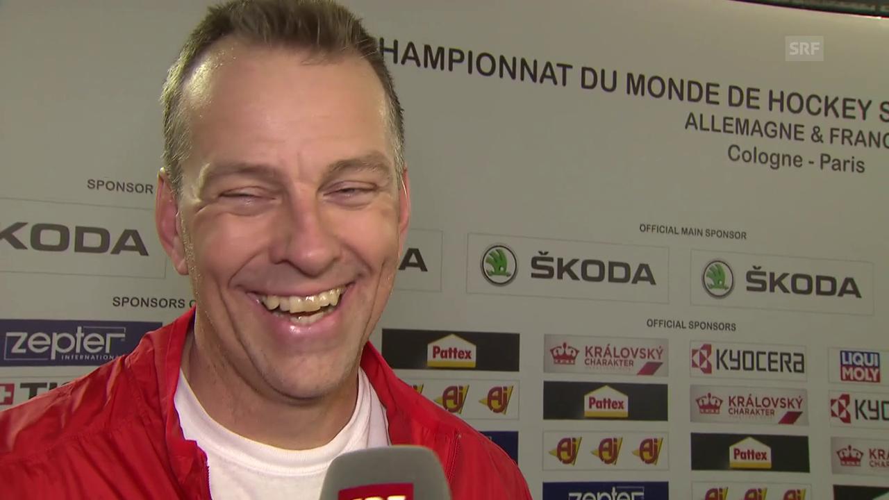 Albelin: «Für meine Familie ist es Win-Win»
