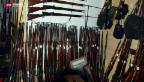 Video «Über 2400 Waffen sichergestellt» abspielen