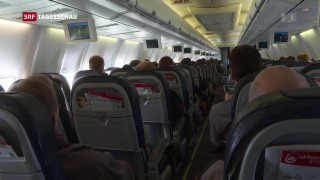 Video «Hartes Fluggeschäft» abspielen
