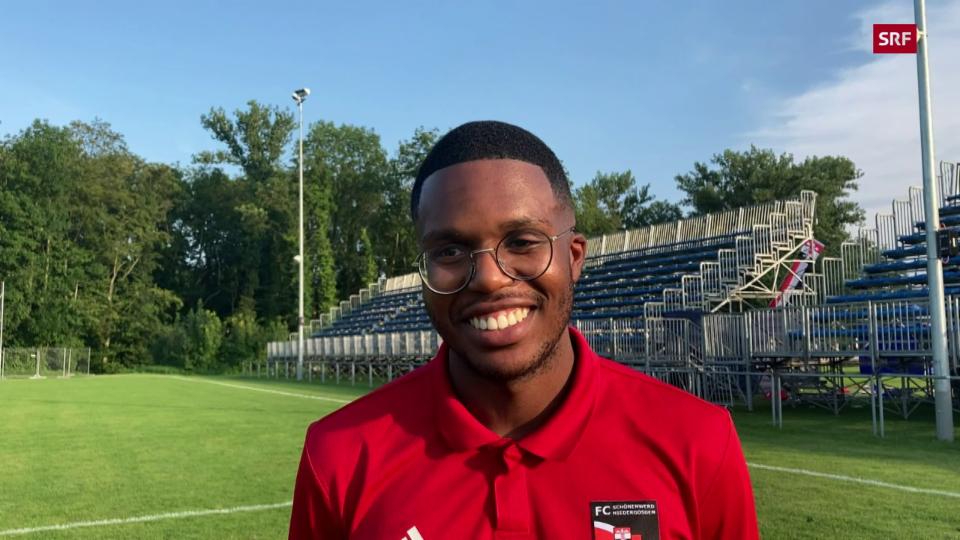 Stephane Malundama: «Mehr Freude als Nervosität