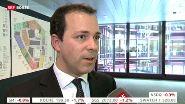 Video «SRF Börse vom 18.01.2013» abspielen