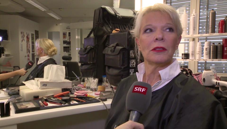 Birgit Steinegger: «Das Moderieren wird für mich eine neue Herausforderung.»