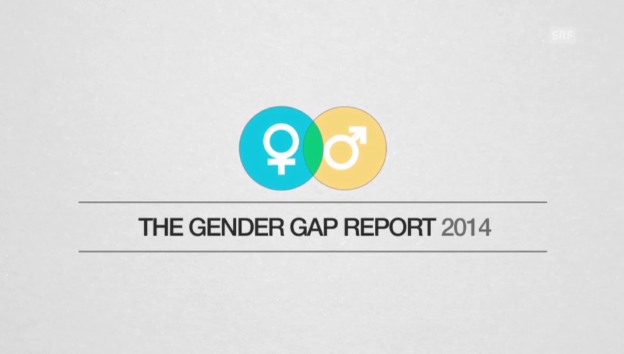 Video «Beispiele aus dem Global Gender Gap Report 2014. (Video: YouTube/World Economic Forum)» abspielen