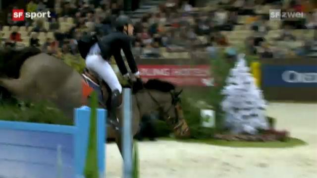 Guerdat gewinnt Top-Ten-Final
