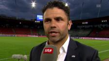 Video «Forte über die Planung für nächste Saison» abspielen