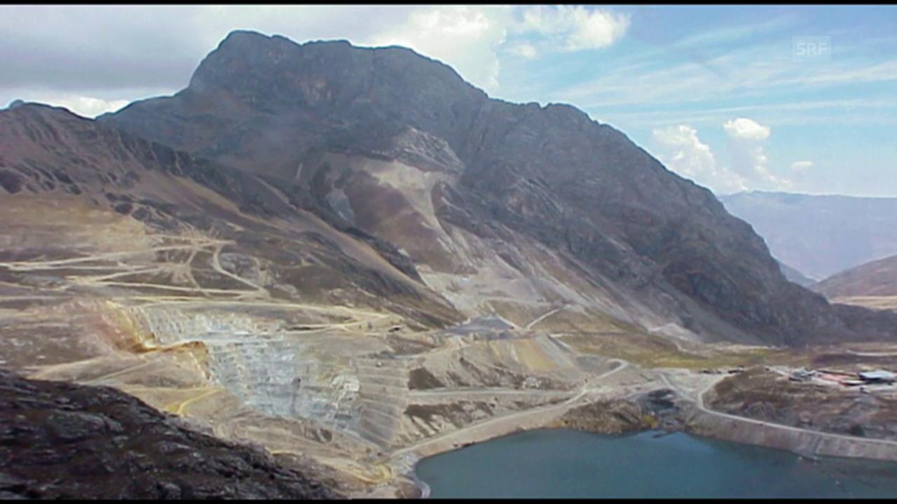 Glencore: Der stumme Riese