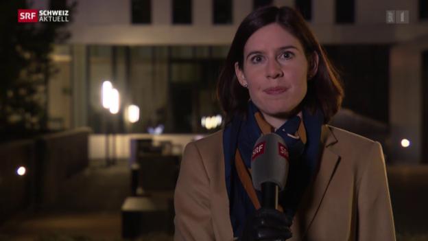 Video «Mirjam Mathis zum Plädoyer der Verteidigung» abspielen