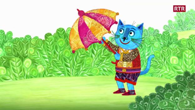 Laschar ir video «Giat Miro Episoda 1 - Sursilvan»