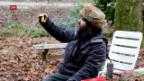 Video «Wenn der Obdachlose zum Künstler wird» abspielen