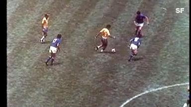 Schönstes WM-Tor: Carlos Albertos Tor gegen Italien