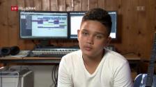 Link öffnet eine Lightbox. Video Ich kann das: Gabriel – Ein Roma rappt für seine Zukunft (14/15) abspielen