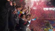 Video «Sevillas Triumph über Liverpool» abspielen