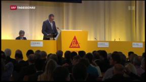 Video «Zuger Kantonsgericht urteilt über Sika-Streit» abspielen