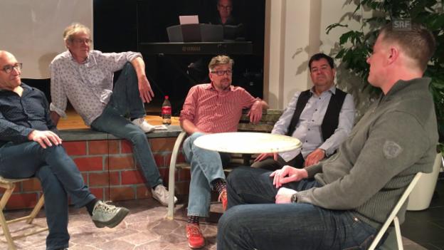 Video «Grosses Theater auf kleiner Bühne (28.4.2017)» abspielen