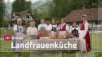 Video ««SRF bi de Lüt – Landfrauenküche»: Janine Fischer, Riehen BS» abspielen