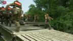 Video «Schneller, kleiner, flexibler: Die CH-Armee der Zukunft» abspielen