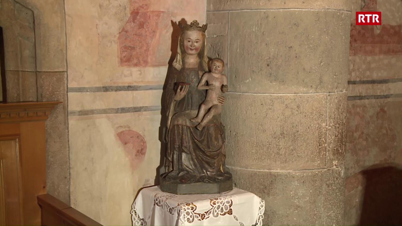 La Madonna è turnada