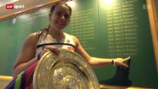 Video «Tennis: Final Frauen in Wimbledon» abspielen