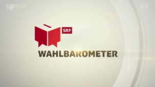 Video «SRG-Wahlbarometer vom 07.10.2015» abspielen