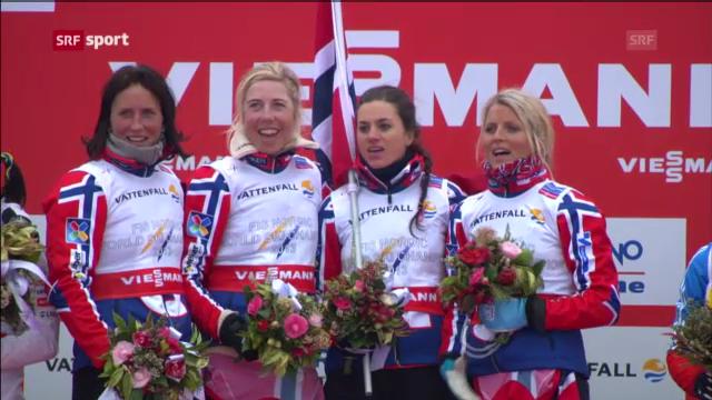 Norwegen eine Klasse für sich