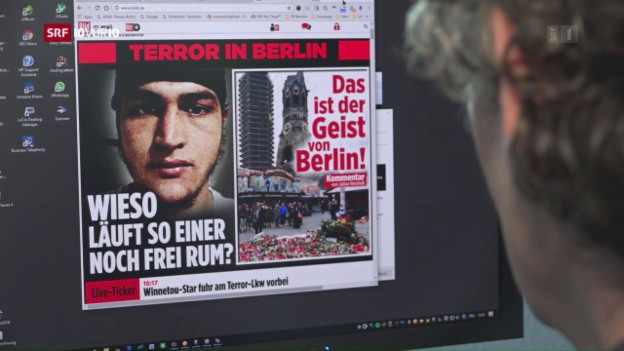 Video «Präventiv-Haft für Dschihad-Verdächtige gefordert» abspielen