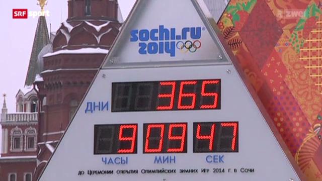 Olympische Spiele Sotschi 2014