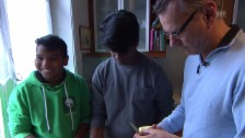 Video «Beat Feurer: «Sie sind wie eigene Kinder»» abspielen