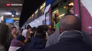 Video «Streik in Frankreich» abspielen