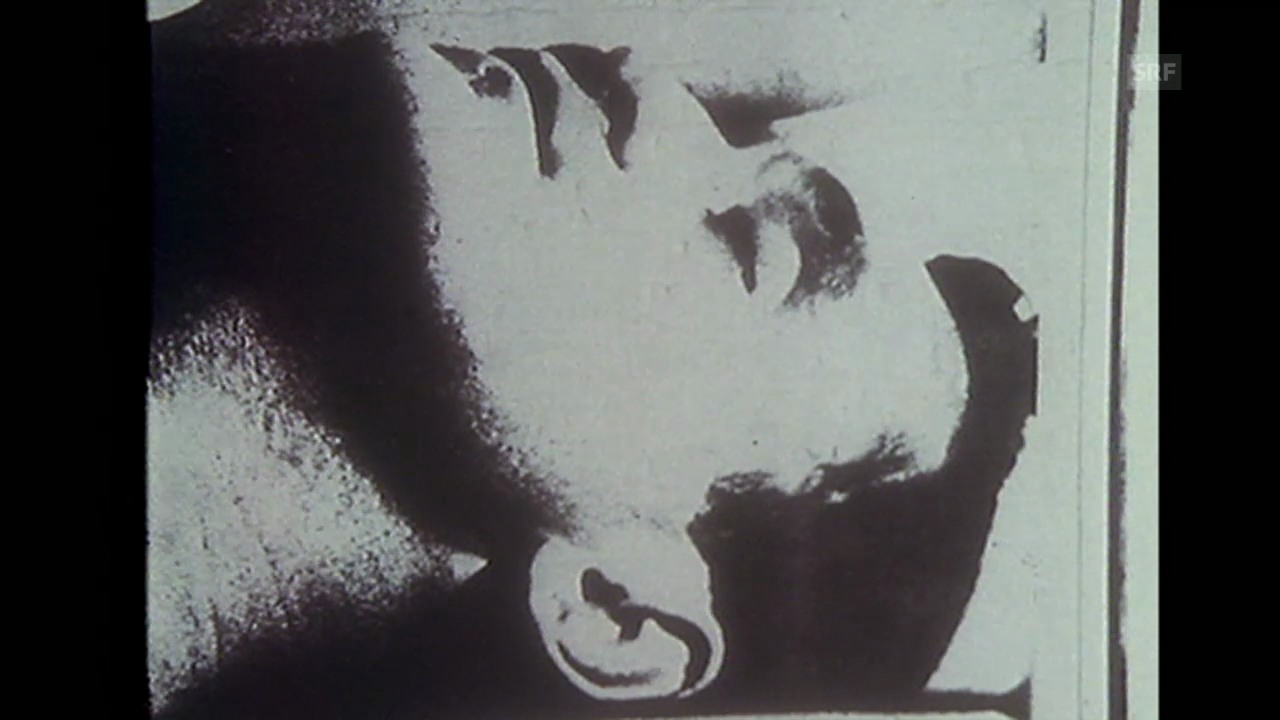«Sleep» von Andy Warhol (Film heute, 12.3.1976)