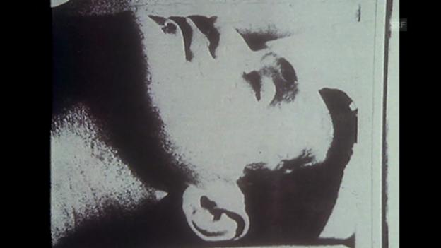 Video ««Sleep» von Andy Warhol (Film heute, 12.3.1976)» abspielen