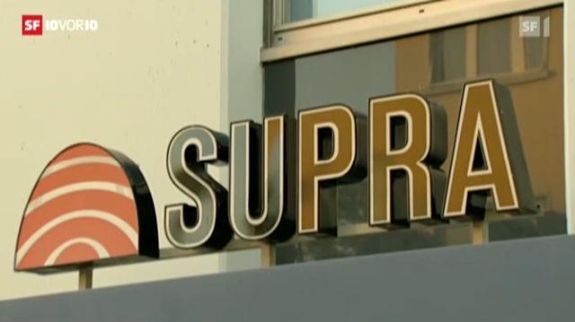 Die Verstrickungen im Supra-Fall