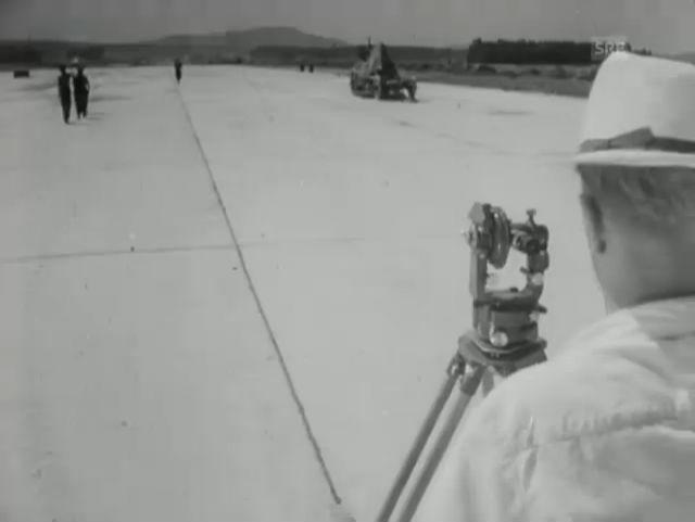 Ein neuer Flughafen entsteht