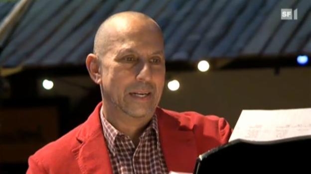 Video «Raymond Fein – früher und heute» abspielen