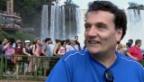 Video «Der Spaziergang zu den Iguaçu-Fällen» abspielen