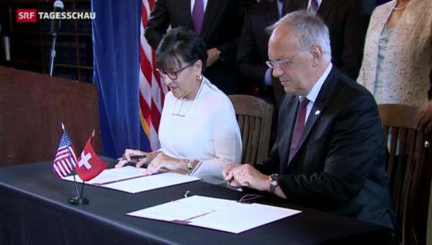 Video «USA wollen Schweizer Berufslehre importieren» abspielen