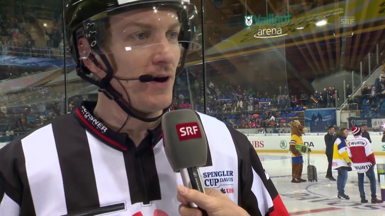 Eishockey: Spengler Cup, «Penalty Checker», Tripping