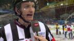 Video «Eishockey: Spengler Cup, «Penalty Checker», Tripping» abspielen